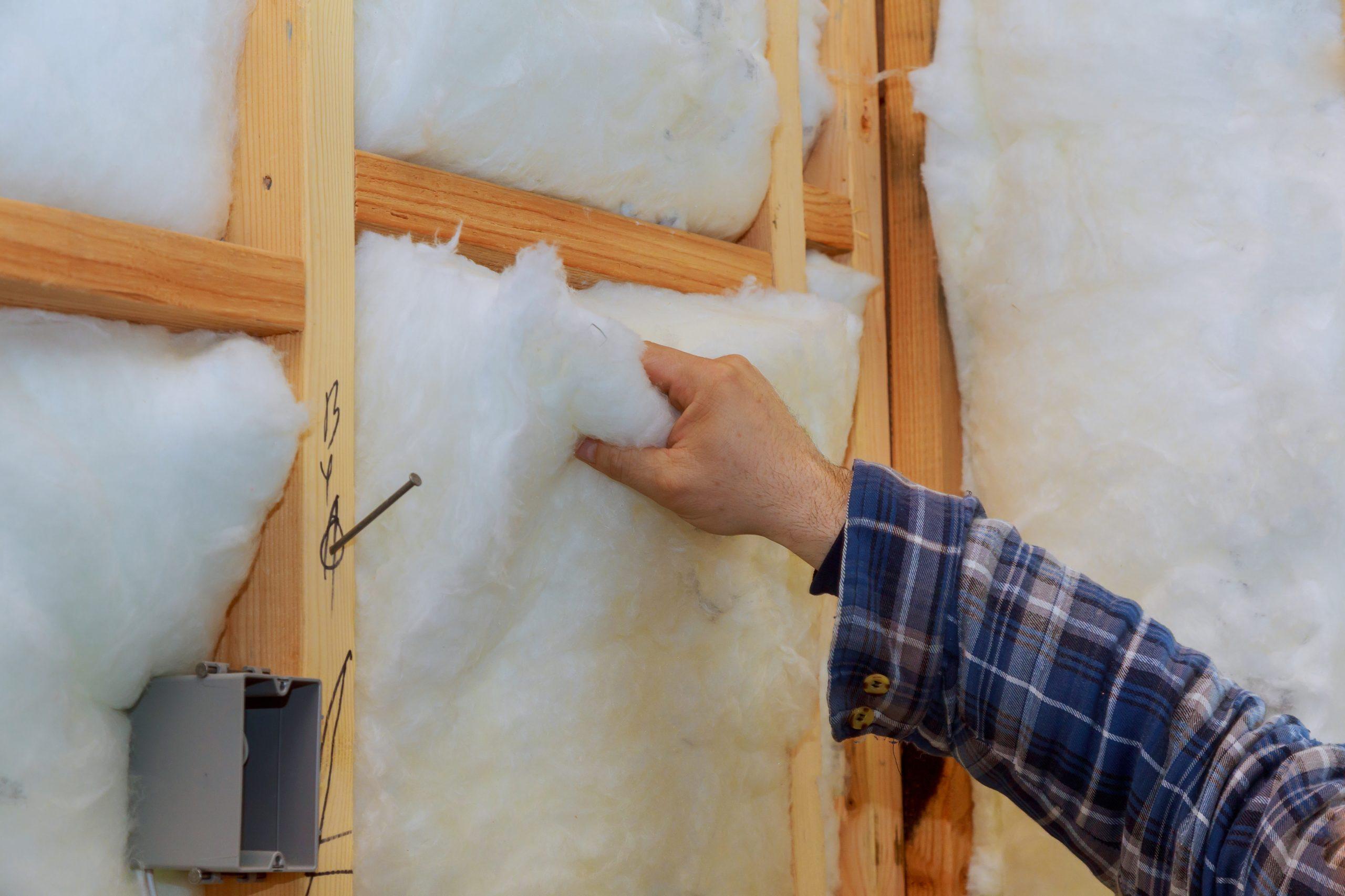 Adding insulation like radiant barrier